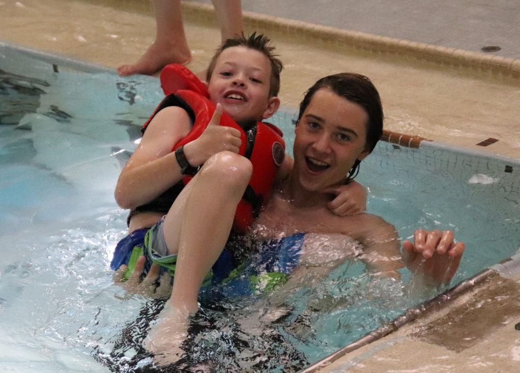 photo of children having fun